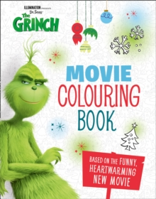 Image for The Grinch: Movie Colouring Book : Movie Tie-in