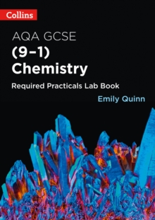 Image for AQA GCSE chemistry (9-1) required practicals lab book