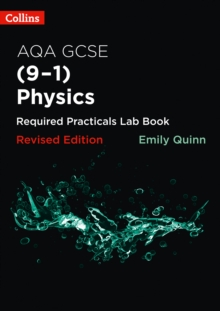 Image for AQA GCSE physics (9-1) required practicals: Lab book