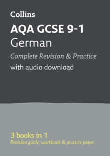 German  : with audio: Revision guide - Collins GCSE