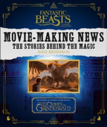 Image for Fantastic beasts - wizarding world news