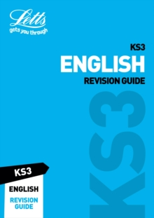 Image for KS3 EnglishRevision guide