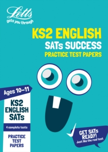 Image for KS2 English SATs practice test papers