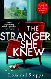 Image for The stranger she knew