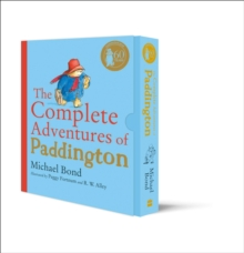 Image for The complete adventures of Paddington
