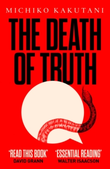 Image for The death of truth
