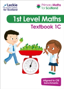 Primary maths for ScotlandTextbook 1C for the curriculum for excellence - Lowther, Craig