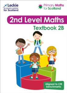 Primary maths for ScotlandTextbook 2B - Lowther, Craig