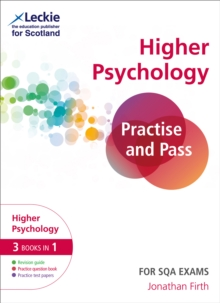Practise and pass CfE higher psychology - Firth, Jonathan