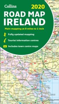 2020 Collins Road Map Ireland