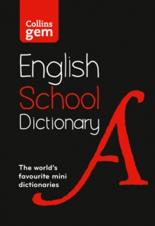 Image for Collins Gem school dictionary