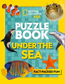 Image for Puzzle Book Under the Sea : Brain-Tickling Quizzes, Sudokus, Crosswords and Wordsearches