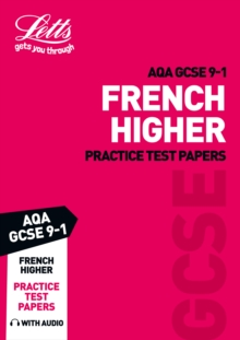 Image for AQA GCSE 9-1 French: Practice test papers
