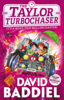 The Taylor Turbochaser - Baddiel, David