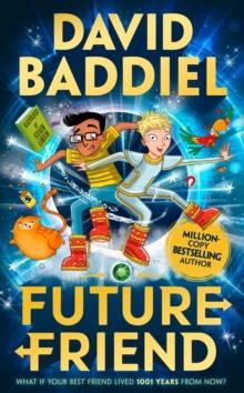 Future friend - Baddiel, David