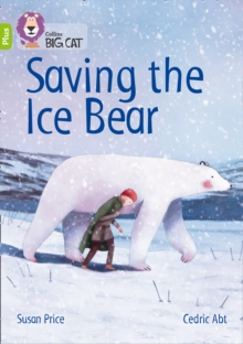 Image for Saving the ice bear
