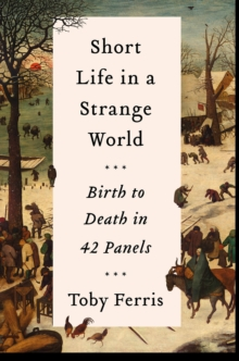 Image for Short life in a strange world  : birth to death in 42 panels