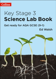 Image for KS3 science lab book  : get ready for AQA GCSE (9-1)