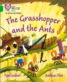 Image for The grasshopper and the ants