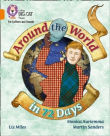 Image for Around the world in 72 days