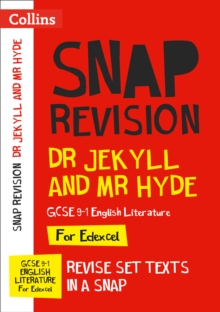 Image for Dr Jekyll and Mr Hyde  : AQA GCSE 9-1 English literature text guide