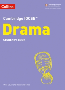 Image for Cambridge IGCSE drama: Student's book