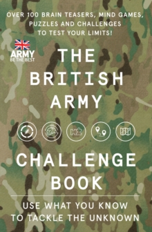 Image for The British Army challenge book