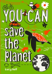 Image for You can save the planet