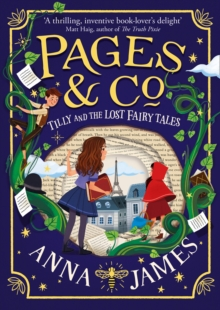 Image for Pages & Co.: Tilly and the Lost Fairy Tales