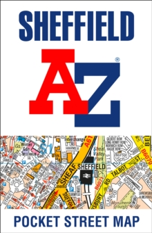 Image for Sheffield A-Z pocket street map