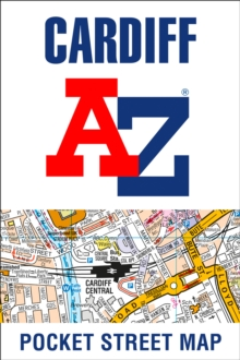 Image for Cardiff A-Z Pocket Street Map