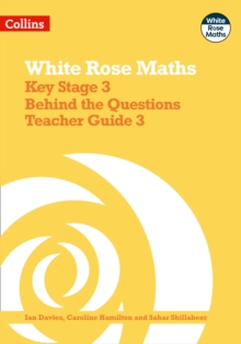 Image for Maths behind the questions3,: Teacher guide