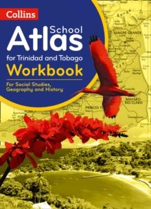 Image for Collins school atlas for Trinidad and Tobago: Workbook