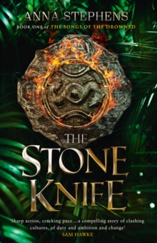 Image for The stone knife