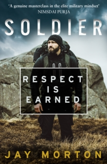 Image for Soldier  : respect is earned