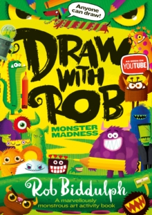 Image for Draw With Rob: Monster Madness