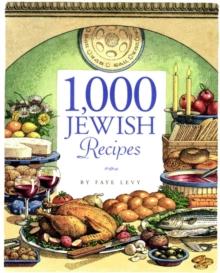 1,000 Jewish Recipes (1,000 Recipes)