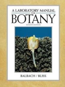 A Laboratory Manual for Botany