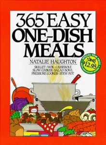 365 Easy One Dish Meals Anniversary Edition