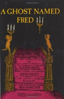 A Ghost Named Fred (An I Can Read Book)
