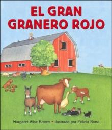 Image for El gran granero rojo : The Big Red Barn (Spanish edition)