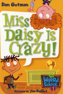 Image for Miss Daisy is crazy!