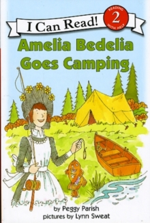 Image for Amelia Bedelia Goes Camping