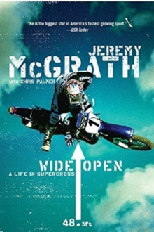 Image for Wide open  : a life in supercross