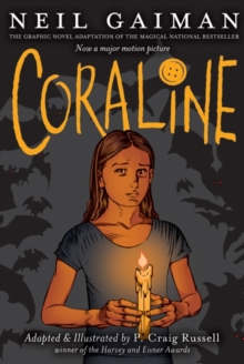 Image for Coraline Graphic Novel