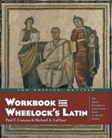 Image for Wheelock's Latin workbook