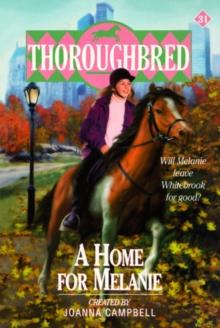 A Home for Melanie (Thoroughbred Series #31)