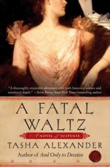 A Fatal Waltz (Lady Emily) (Lady Emily Mysteries)