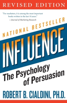 Image for Influence  : the psychology of persuasion