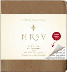 Image for NRSV, XL Edition, Bonded Leather, Brown